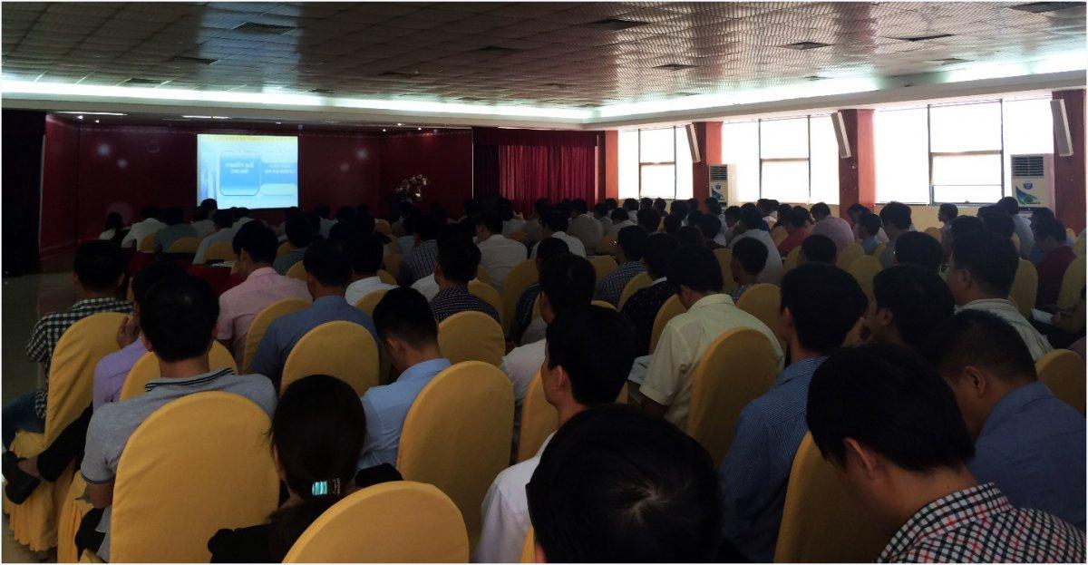 Tập huấn thông tư thực hiện NĐ 59/2015-Giải pháp phần mềm RDW - stCAD - phần mềm dự toán ESCON